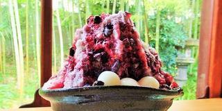 奈良はかき氷の聖地・奈良で味わうオススメかき氷