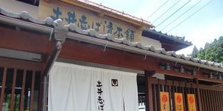 緑こぼれる京の里山 八瀬・大原へ