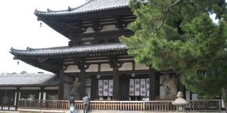 教科書でナラった、法隆寺へ行ってみよう!