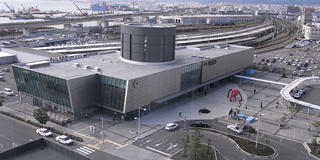 函館駅についたらまずここ寄っちゃうべさ