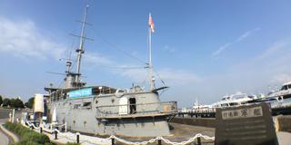 築地から横須賀へ!「坂の上の雲」の戦艦三笠と猿島要塞で明治の日本海軍を知る!