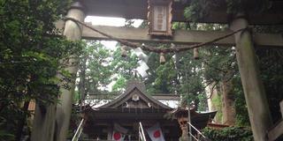【神社・café・高専ダゴ・湯めぐり  弊立〜荒尾〜山鹿】