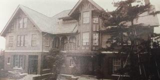 「あさが来た」のモデル広岡浅子の六本木邸宅と設計のヴォーリズを巡る。