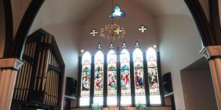 麻布のグレイスゴスペル教会の素敵な結婚式にでた後に!