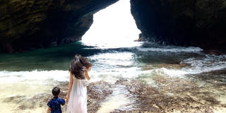 【東京発週末旅】はじめての静岡県弓ヶ浜はコテージ宿泊で決まり♡