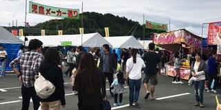 年二回の瀬戸大橋祭り