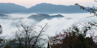 天空の城、竹田城跡と城下町を巡る