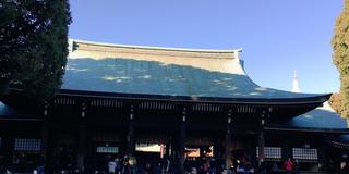 渋谷でパワースポット巡り⤴︎運気アップ⤴︎