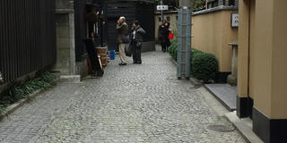神楽坂さんぽ🚶🚶~大正の雰囲気からおしゃれなカフェまで~