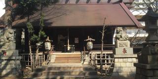 パワースポットめぐり     In高円寺