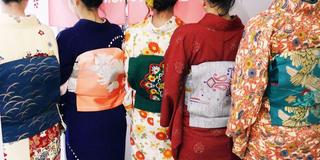 鎌倉女子旅。〜着物を着てお茶にグルメに1日満喫ツアー〜
