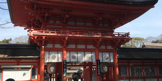 パワースポット巡りの旅in京都