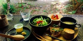 熊本市内から1時間🚗古民家カフェKINONでのんびり過ごす休日。