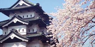 弘前城周辺ぶらり