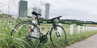 多摩川沿いをサイクリング!飛行機を観に羽田空港まで行ってきた🚴♀️✈️