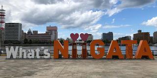 【日本100名城】新潟のアルビレックスのサッカーとお城とお酒を訪ねる旅