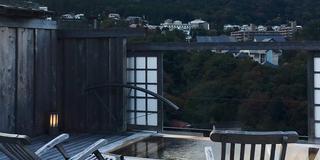 箱根と葉山に泊まる
