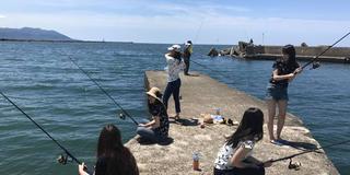 初の福井旅行♪海釣り体験教室が最高すぎた