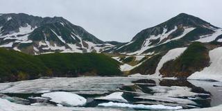 世界有数の山岳観光地 立山黒部アルペンルート