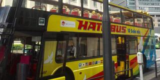 二階建てバスとVR(バーチャルリアリティ)体験と日比谷公園。観光客はもちろん都民だって楽しい!!