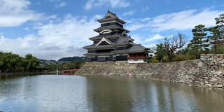 【日本100名城】サクッと松本でもたっぷり充実。
