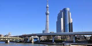 世界一高いタワーから見る絶景