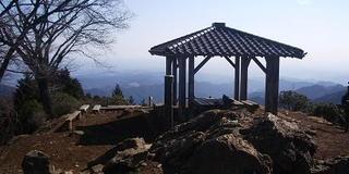 関東平野を一望する、贅沢ハイキングコース
