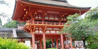 京都のパワースポット、上賀茂神社 下鴨神社