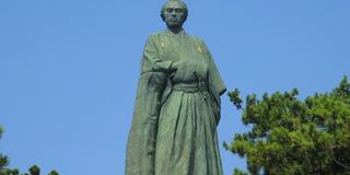 高知幕末五銅像めぐり