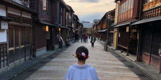 レンタル着物で行く👘小京都・金沢の歩き方!金沢三大茶屋街も