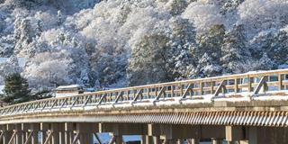 冬の京都旅行 (2泊3日)1日目