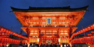 夏の伏見稲荷大社へ行こう 〜京都駅から出発・JR奈良線のおでかけ〜