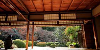 京都「一乗寺」界隈をぶらり散策。枯山水の庭園に酔いしれる…。