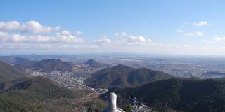 天気が良い日は岐阜金華山のお手軽登山&ハイキング、新ルート提案。