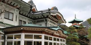 富士屋ホテルに泊まって、美味しいパン屋をめぐる箱根旅。
