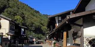 長野県木曽町で自然と歴史を堪能!木曽路は全て山の中
