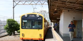 他に類を見ない希少ナローゲージ鉄道完全乗車を目指し聖地三重県へ