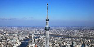 初めての東京スカイツリーを満喫