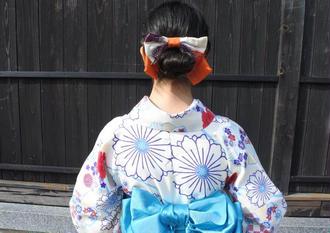 春の鎌倉で着物旅