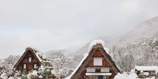 雪がとっても好きになる!世界遺産・白川郷へ♬
