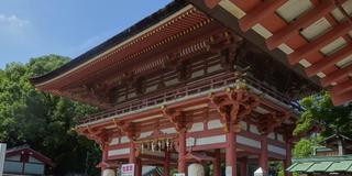 愛知県のパワースポット、津島神社と古い町並みを訪ねて…!
