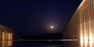 日本で月が一番美しく見える美術館とワイナリー周辺