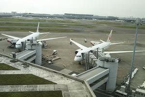 羽田空港(東京国際空港)から文豪が過ごした大田区を散策