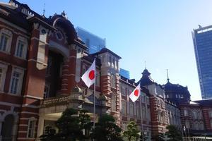 東京駅周辺を一周する日帰り旅