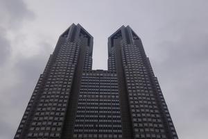 東京都の中心地・新宿をぶらり