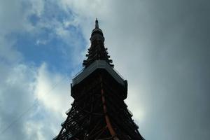 東京タワーから見えた六本木・新橋・汐留界隈