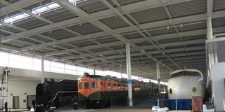 京都鉄道博物館で「見て」「さわって」「楽しんで」