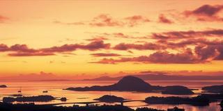 アクティブなカップルにおすすめしたい天空よりの上天草の島々