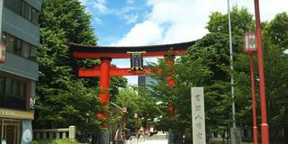 門前仲町で見つけた日本中を歩いた伊能忠敬と江戸の相撲