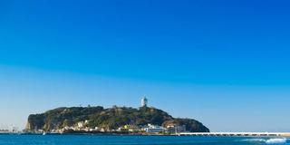 秋の江ノ島デート